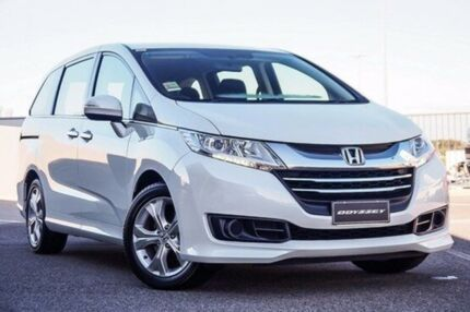 2017 Honda Odyssey RC MY17 VTi White Orchid Continuous Variable Wagon