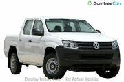 2012 Volkswagen Amarok 2H MY13 TDI420 4Motion Perm White 8 Speed Automatic Utility Osborne Park Stirling Area Preview