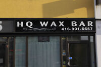 H Q Wax Bar in Scarborough