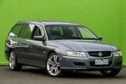 2006 Holden Commodore VZ MY06 Acclaim Grey 4 Speed Automatic Wagon Ringwood East Maroondah Area Preview