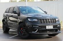 2014 Jeep Grand Cherokee WK MY15 SRT Black 8 Speed Sports Automatic Wagon Nailsworth Prospect Area Preview