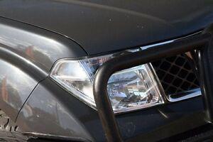2009 Nissan Navara D40 ST-X Grey 5 Speed Automatic Utility