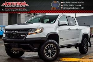 2017 Chevrolet Colorado 4WD ZR2|Crew|BOSE Audio|Heated Frnt.Seat