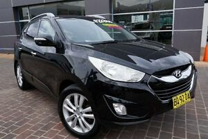2012 Hyundai ix35 LM MY11 Highlander AWD Black 6 Speed Sports Automatic Wagon Pearce Woden Valley Preview