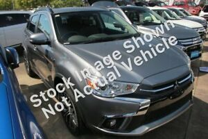 2019 Mitsubishi ASX XC MY19 LS 2WD Grey 6 Speed Constant Variable Wagon
