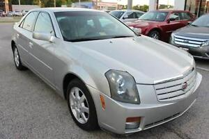 2007 Cadillac CTS Sedan Complete Part Out