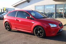 FORD FOCUS 2.5 ST-3 3d 225 BHP - 360 SPIN ON WEBSITE (red) 2006