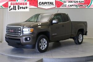 2017 GMC Canyon 4WD SLE Extended Cab *3.6L V6-Remote Start*