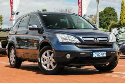 2007 Honda CR-V RE MY2007 Luxury 4WD Grey 5 Speed Automatic Wagon Myaree Melville Area Preview
