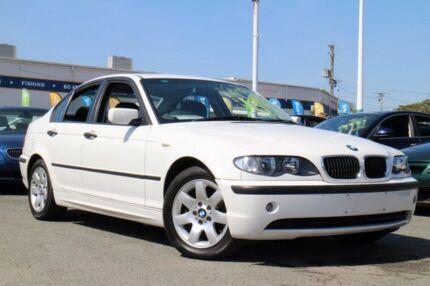 2004 BMW 318I E46 MY2004 Steptronic White 5 Speed Sports Automatic Sedan