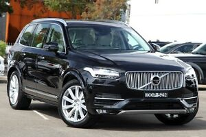 2016 Volvo XC90 L Series MY16 D5 Geartronic AWD Inscription Black 8 Speed Sports Automatic Wagon Dee Why Manly Area Preview