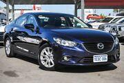 2013 Mazda 6 6C Touring Blue 6 Speed Automatic Sedan Osborne Park Stirling Area Preview
