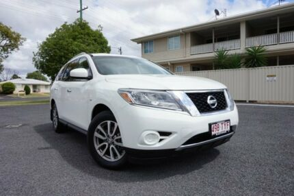 2013 Nissan Pathfinder R52 ST (4x2) Continuous Variable Wagon Dalby Dalby Area Preview