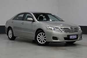 2010 Toyota Camry ACV40R 09 Upgrade Altise Silver 5 Speed Automatic Sedan Bentley Canning Area Preview