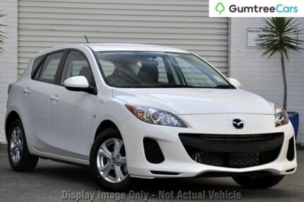 2013 Mazda 3 BL10F2 MY13 Neo Activematic White 5 Speed Sports Automatic Hatchback Ringwood East Maroondah Area Preview