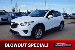 2014 Mazda CX-5 AWD GS TECHNOLOGY Accident Free,  Heated Seats,