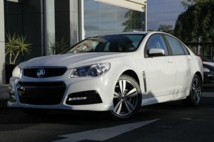 2013 Holden Commodore  Heron White Auto Seq Sportshift Sedan Watsonia North Banyule Area Preview