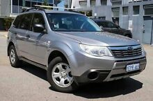 2009 Subaru Forester S3 MY09 X AWD Grey 5 Speed Manual Wagon Nedlands Nedlands Area Preview