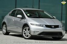 2011 Honda Civic 8th Gen MY11 SI Silver 5 Speed Automatic Hatchback Liverpool Liverpool Area Preview