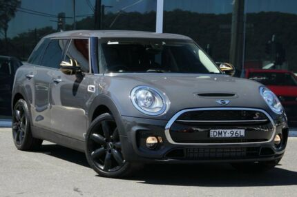 2016 Mini Clubman F54 Cooper S Steptronic Grey 8 Speed Sports Automatic Wagon West Gosford Gosford Area Preview