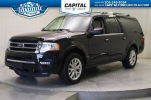 2015 Ford Expedition Max Limited 4WD **New Arrival**