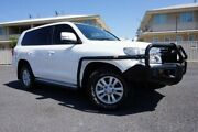 2014 Toyota Landcruiser VDJ200R MY13 GXL (4x4) Glacier White 6 Speed Automatic Wagon Dalby Dalby Area Preview