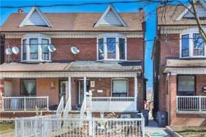 Semi-Detached Home For Sale In Vibrant St. Clair West!