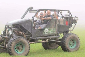Ultimate off road 3\4 ton chev powered