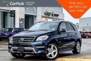 2015 Mercedes-Benz M-Class ML 350 BlueTEC 4Matic|Driver Asst.,Pa