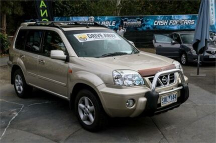2003 Nissan X-Trail T30 ST Gold Automatic Wagon Ringwood East Maroondah Area Preview