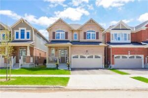 Newly Built Gorgeous Mattamy Detached Home in New Area for Rent!