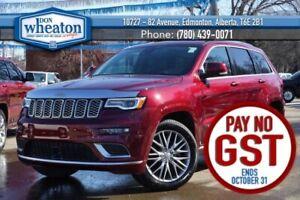 2017 Jeep Grand Cherokee Summit - Harman/Kardon Speakers