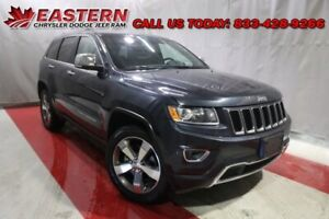 2016 Jeep Grand Cherokee Limited Free Remote Start/$500 Towards