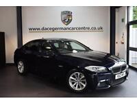 2012 12 BMW 5 SERIES 2.0 520D M SPORT 4DR AUTO 181 BHP DIESEL