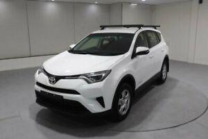 2015 Toyota RAV4 ALA49R GX AWD White 6 Speed Sports Automatic Wagon Invermay Launceston Area Preview