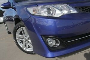 2013 Toyota Camry ASV50R Atara S Blue 6 Speed Automatic Sedan Greenacre Bankstown Area Preview