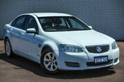 2013 Holden Commodore VE II MY12.5 Omega White 6 Speed Sports Automatic Sedan Bayswater Bayswater Area Preview