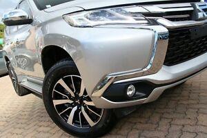 2016 Mitsubishi Pajero Sport QE GLX (4x4) Silver 8 Speed Automatic Wagon Zetland Inner Sydney Preview