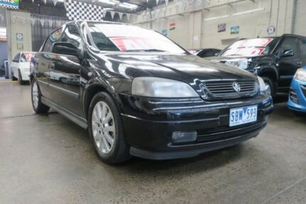 2003 Holden Astra TS CDX 4 Speed Automatic Sedan