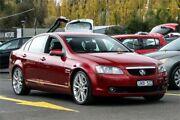 2006 Holden Calais VE V Burgundy 6 Speed Sports Automatic Sedan Ringwood East Maroondah Area Preview