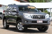 2012 Toyota Landcruiser Prado KDJ150R GXL Gunmetal 5 Speed Sports Automatic Wagon Moorooka Brisbane South West Preview