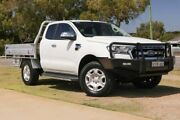 2015 Ford Ranger PX MkII XLT Super Cab Cool White 6 Speed Sports Automatic Utility Wangara Wanneroo Area Preview