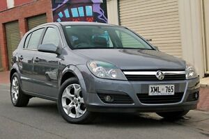 2007 Holden Astra AH MY07 CDX Grey 4 Speed Automatic Hatchback Glenelg Holdfast Bay Preview