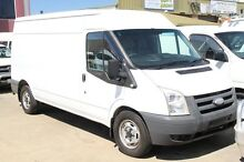 2006 Ford Transit LWB Mid Roof 6 Speed Manual Van Carrum Downs Frankston Area Preview
