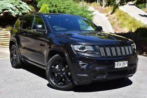2015 Jeep Grand Cherokee WK MY15 Blackhawk Black 8 Speed Sports Automatic Wagon St Marys Mitcham Area Preview