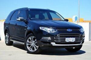 2011 Ford Territory SZ Titanium Seq Sport Shift AWD Black 6 Speed Sports Automatic Wagon Midland Swan Area Preview