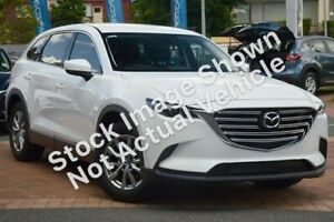 2020 Mazda CX-9 TC Touring SKYACTIV-Drive White 6 Speed Sports Automatic Wagon Capalaba Brisbane South East Preview