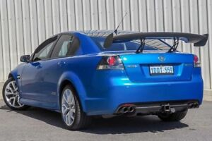 2010 Holden Commodore VE II SS-V Blue 6 Speed Automatic Sedan