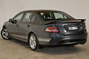 2011 Ford Falcon FG MkII XR6 Grey 6 Speed Sports Automatic Sedan Seven Hills Blacktown Area Preview