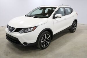 2018 Nissan Qashqai AWD SL CVT Bluetooth, Back Up Camera, Nav, M